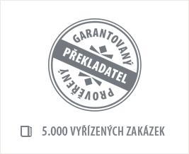 Garantovaný překladatel