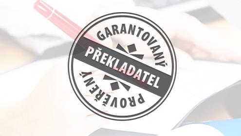 Překladatelská agentura LANGEO je garantovaný překladatel