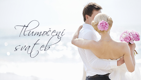 Tlumočení na svatbách - LANGEO