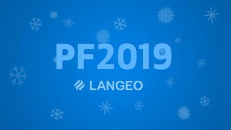 pf2019 - překladatelská agentura LANGEO
