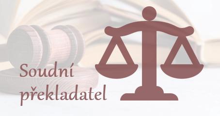 soudní překladatel