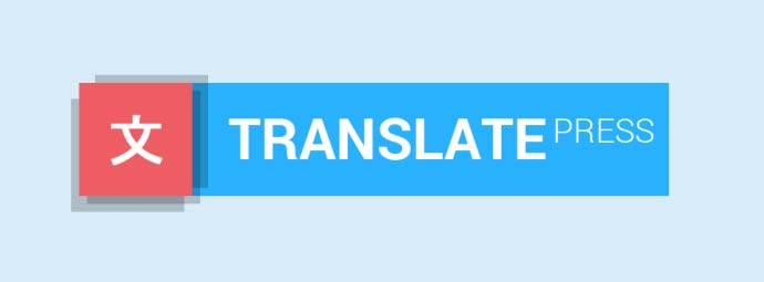 Translate Press plugin