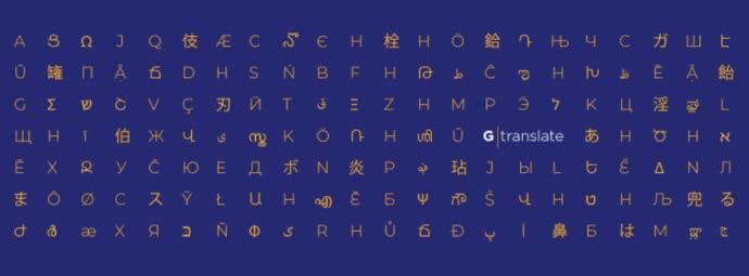 Plugin pro překlad s pomocí Google Translate